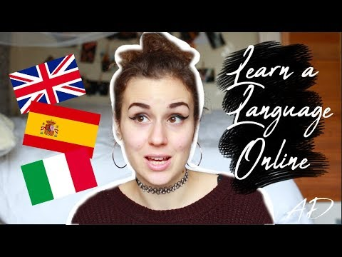 How To Learn a Language Online | doyouknowellie (ad)