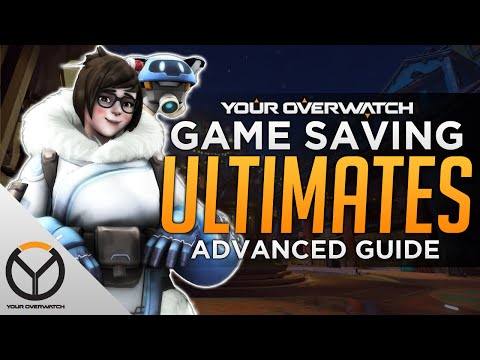 Overwatch Advanced Mei Guide - Game Saving Ultimate Tips
