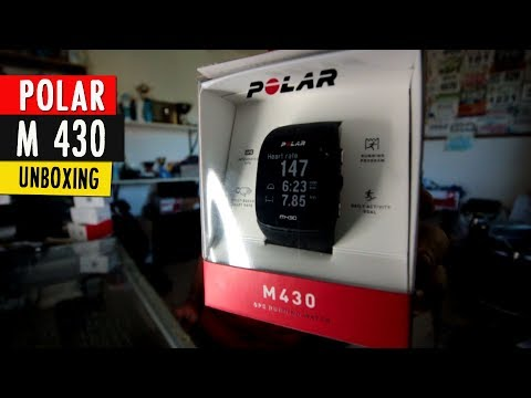 POLAR M430, GPS para RUNNERS - Unboxing