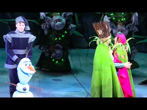 Frozen Song - Fixer Upper - Live at Hyperion Show - Disneyland (HD)
