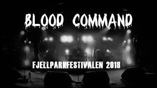 BLOOD COMMAND  CULT DRUGS