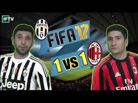 BONUCCI GETS REVENGE! AC Milan vs Juventus FIFA 17 Challenge!
