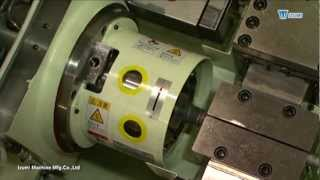 【摩擦圧接】カムシャフトの製造|さらに進化したイヅミ工業の摩擦圧接機