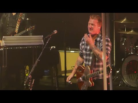 """Sick, Sick, Sick"" Queens of the Stone Age@Anthem Washington DC 10/20/17"