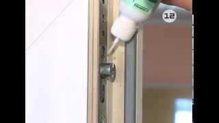 видео Уход за пластиковыми окнами