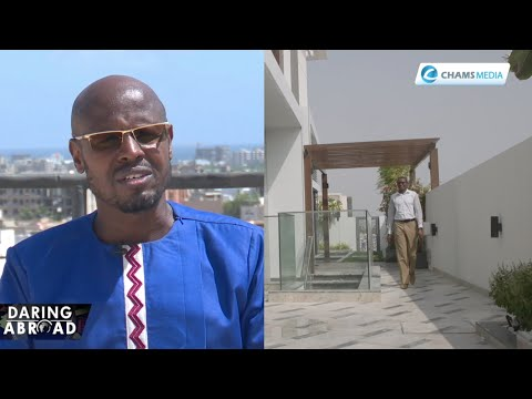 Daring Abroad SN1 EP3; Chege Civil Engineer Dubai, Butitt Financial Expert Senegal