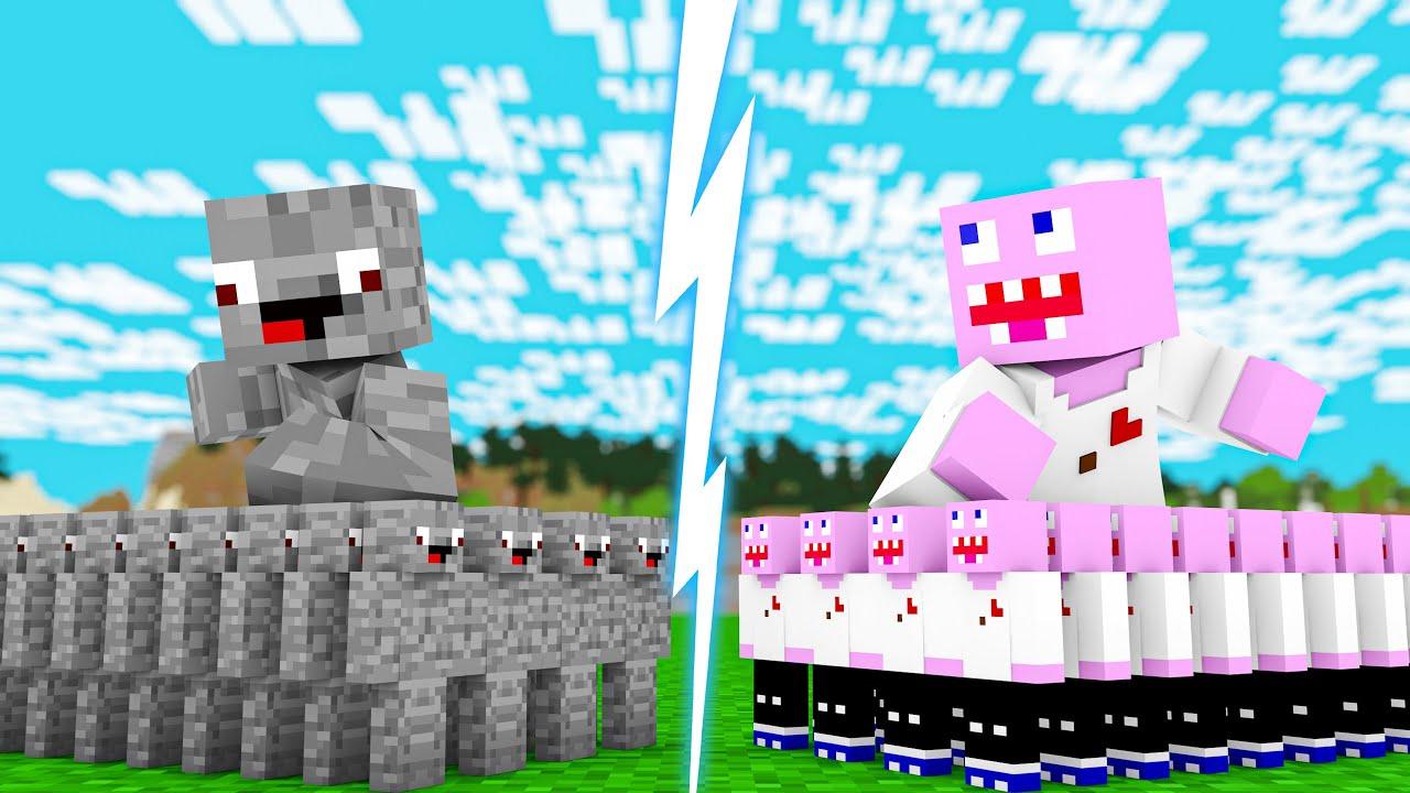 Download EITI ARMEE VS. ALPHASTEIN ARMEE in Minecraft