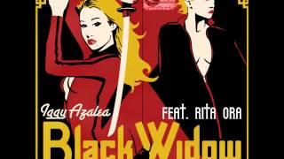 Iggy Azalea Ft Rita Ora - Black Widow  (Erick Ibiza Black Mix)