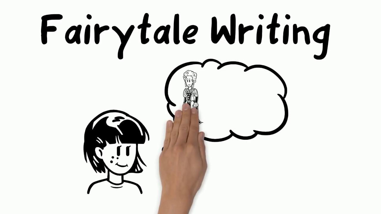 Imaginative Writing: Writing a Fairytale - YouTube [ 720 x 1280 Pixel ]