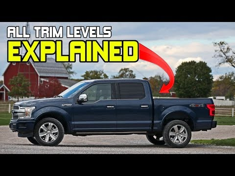 - Ford F- Buyers Guide: All Trim Levels Explained