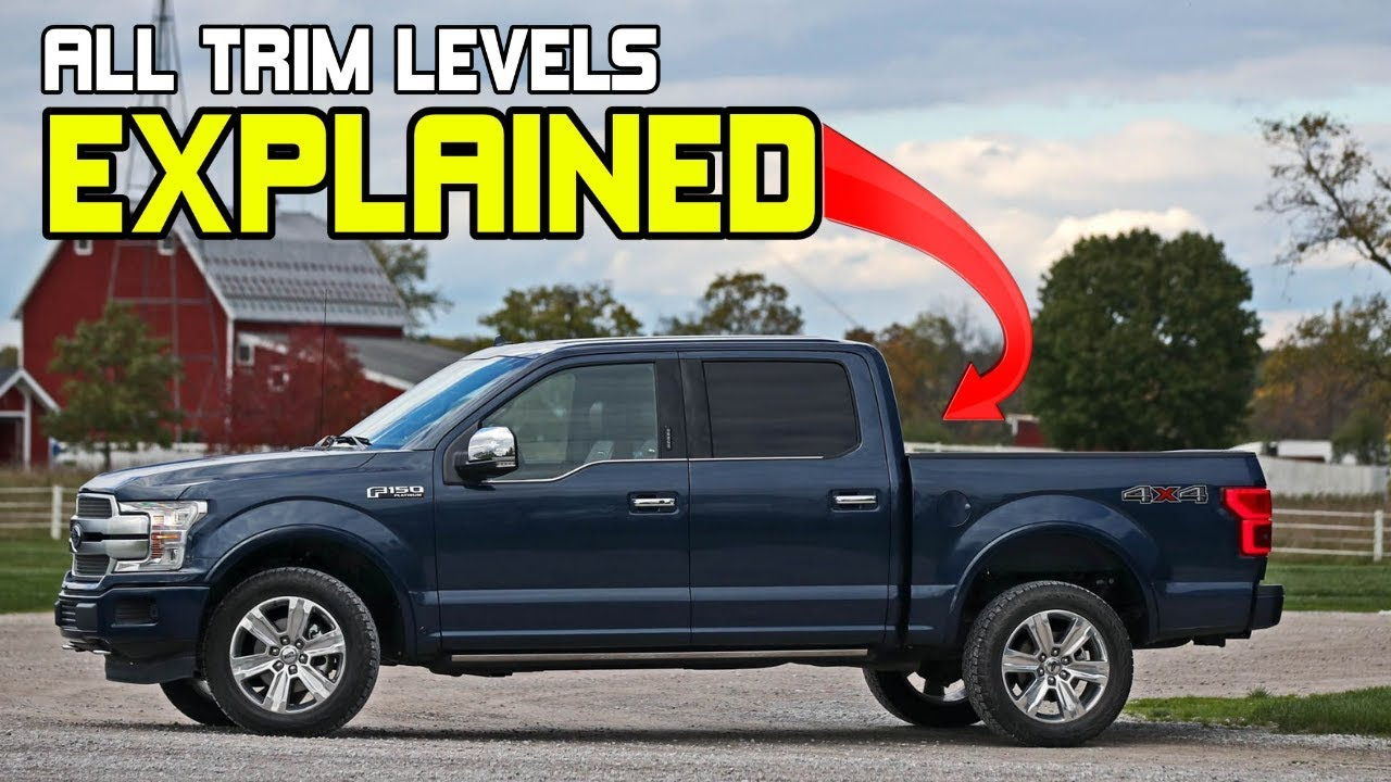2018 2019 ford f 150 buyers guide all trim levels explained youtube. Black Bedroom Furniture Sets. Home Design Ideas