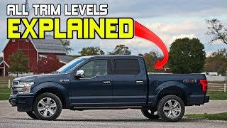 2018-2019 Ford F-150 Buyers Guide: All Trim Levels Explained