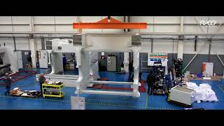 RICO Tandem Press Brake assembly PRCB 40600T