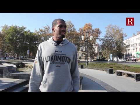 Russia Life: A Black American Living in Russia - Derrick Brown