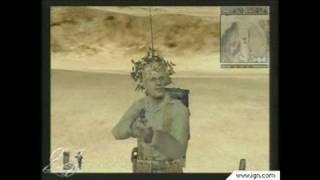 Battlefield 1942 PC Games Gameplay - E3 2002: Video 1