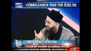 Cübbeli Ahmet Hoca TekeTek Özel 3