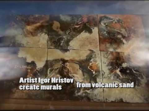 SANDMAN FROM MACEDONIA ARTWORK AND GALERY
