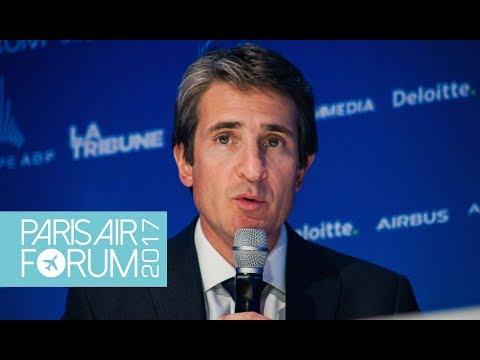 PARIS AIR FORUM   Master Class Patrice Caine - Thales