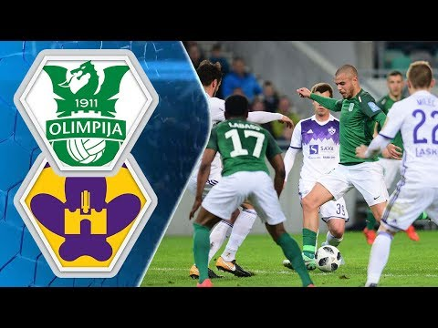 25. krog: Olimpija - Maribor 1:1 ; Prva liga Telekom Slovenije 2017/2018