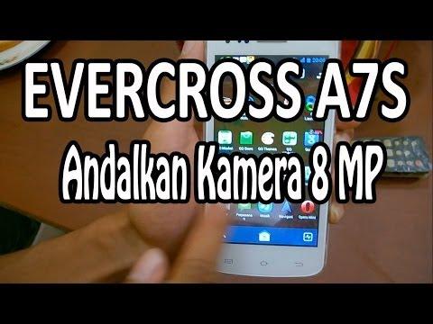 Evercross A7s Smartphone Murah Andalanan Kamera 8 MP