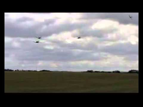 White Cliffs Of Dover   Spitfire Show   Music Video