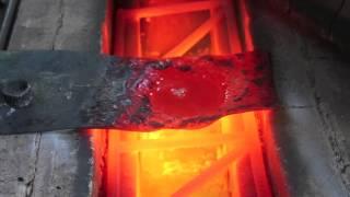 Casting Molten Salt
