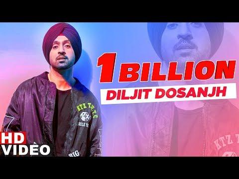 diljit-dosanjh- -million-club-videos- -latest-punjabi-songs-2019- -speed-records