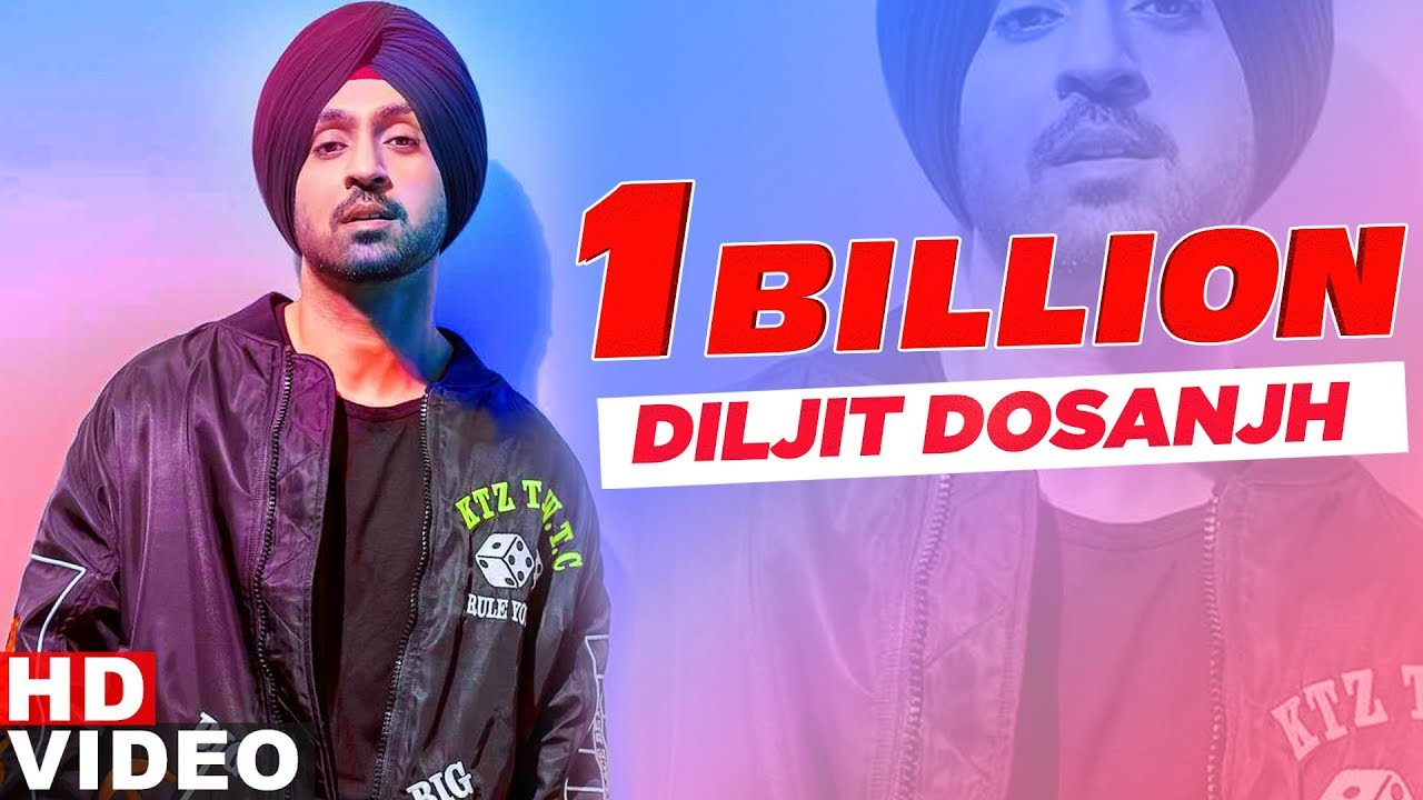 DILJIT DOSANJH | Million Club Videos | Latest Punjabi Songs 2019 | Speed Records