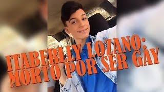 Itaberlly Lozano: morto por ser gay
