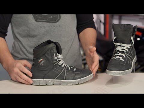 e473775b0bf4fa Forma Cooper Shoes Review at RevZilla.com - YouTube