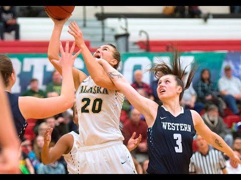 Alaska Anchorage vs Western Washington Women's Basketball