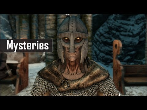 Skyrim: 5 Unsettling Mysteries You May Have Missed in The Elder Scrolls 5 (Part 8) – Skyrim Secrets