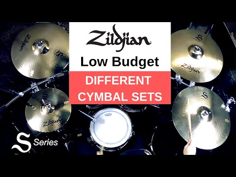 LOW Budget Cymbal Series (Sound Comparison)