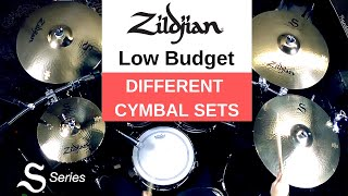 LOW Budget Cymbal Series Sound Comparison