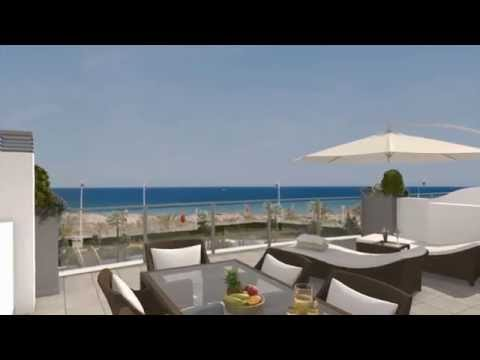 Ocean View - Beachfront Properties - Alicante - Spain. TM Real Estate Group.