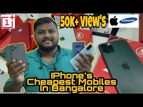 Cheapest mobiles in Bangalore   Iphone ,Samsung ,oneplus & more   Cashify store   BTM Layout