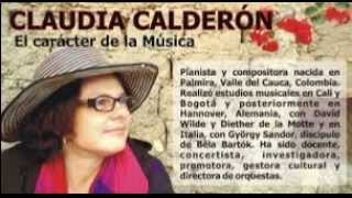 Claudia Calderón -  El fusagasugueño