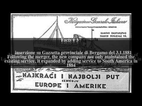 Navigazione Generale Italiana Top # 5 Facts