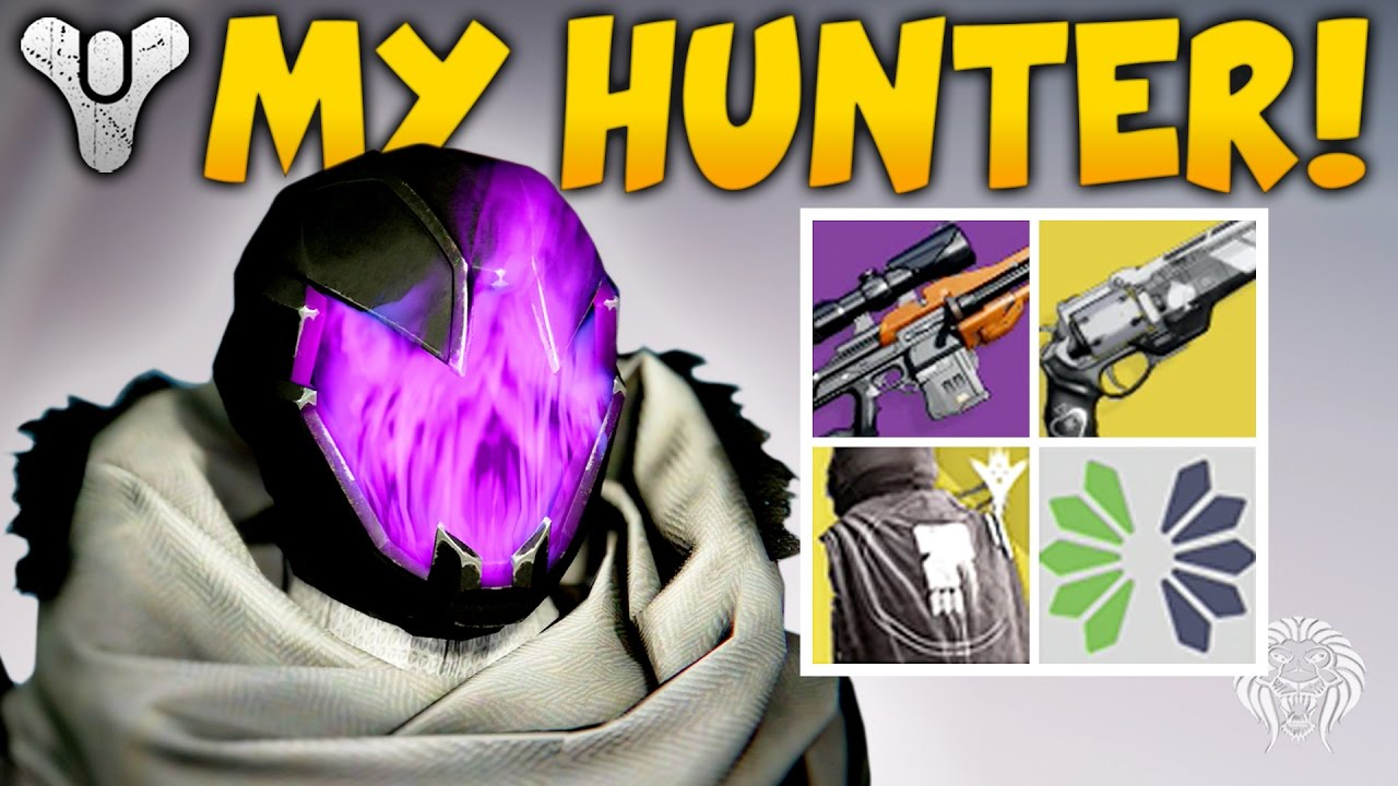 Download Destiny: MY LEVEL 400 HUNTER! Rarest Items, Favorite Exotics, Best Weapons & Armor  (Rise of Iron)