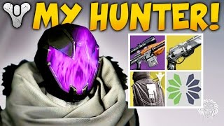 Destiny: my level 400 hunter! rarest items, favorite exotics, best weapons & armor  (rise of iron)