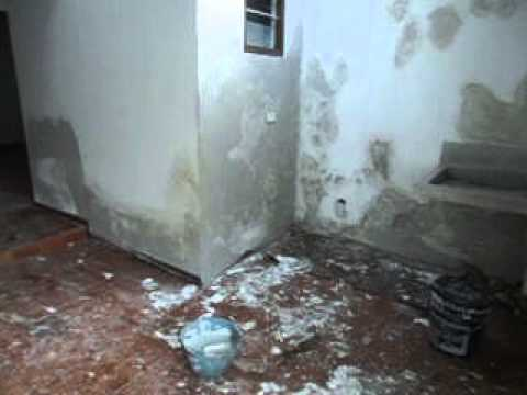 C mo impermeabilizar un muro impermeabilizante flexib - Impermeabilizar paredes interiores ...