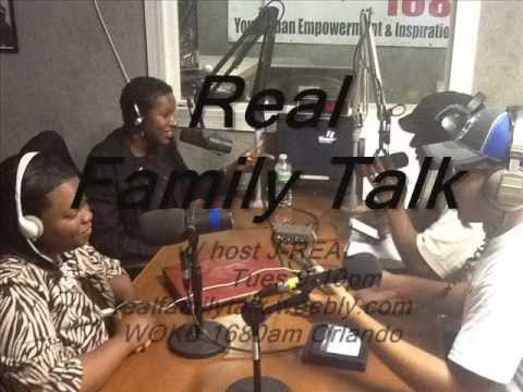 Real Family Talk 6-4-13