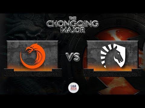 [DOTA 2] Team Liquid VS TNC Predator (BO3) - ChongQing Major PLayoff [LIVE]