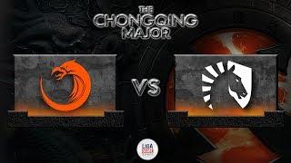 [DOTA 2] Evil Geniuses VS Thunder Predator  (BO3) - ChongQing Major PLayoff [LIVE]