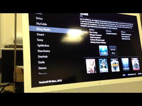 Bang & Olufsen V1 , Apple TV et BEOPLAY A9