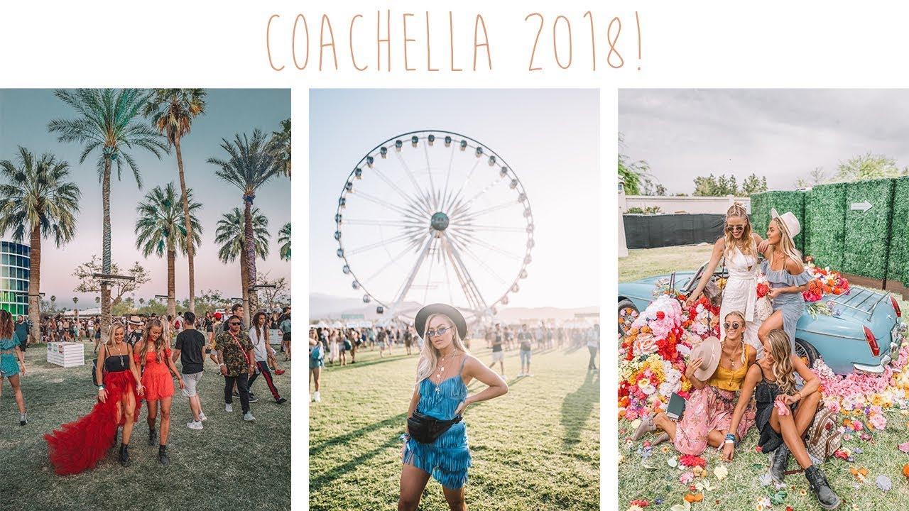 a4c1b636b7d3 MY COACHELLA 2018! + Los Angeles - YouTube