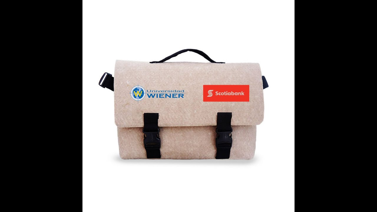 Bolsos publicitarios promocionales reciclados de botellas - Colgador de tela con bolsillos ...