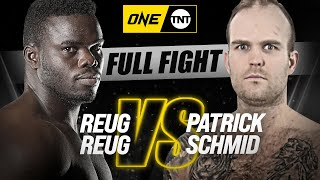 """Reug Reug"" vs. Patrick Schmid 