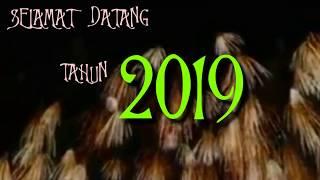Gambar cover Story WA malam pergantian tahun 2018/2019,