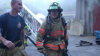Cobb County Fire Recruit Class 58: Search Week